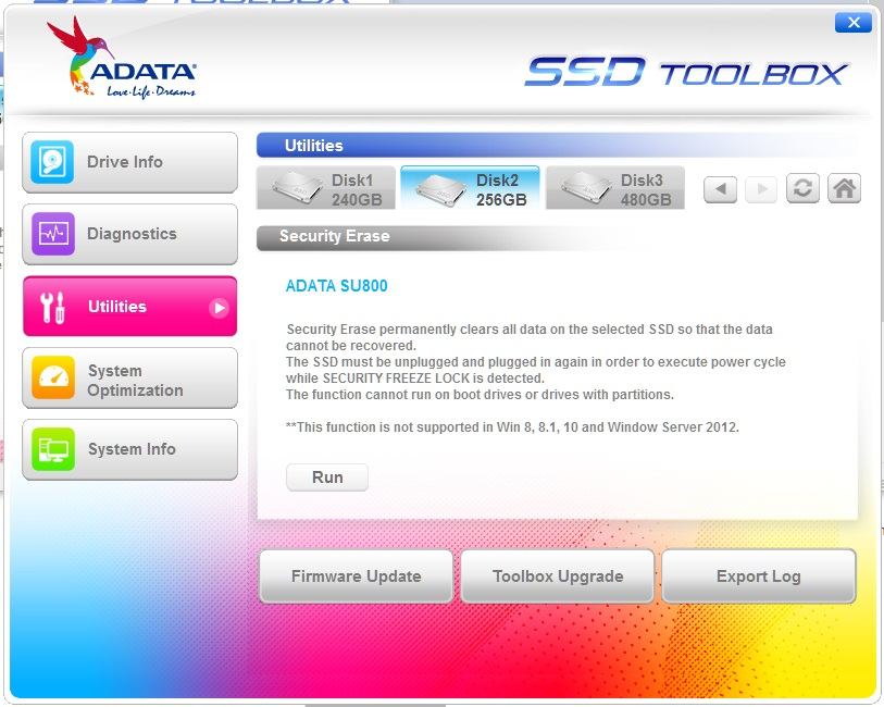 ADATA Ultimate SU800 256GB SSD Review 8