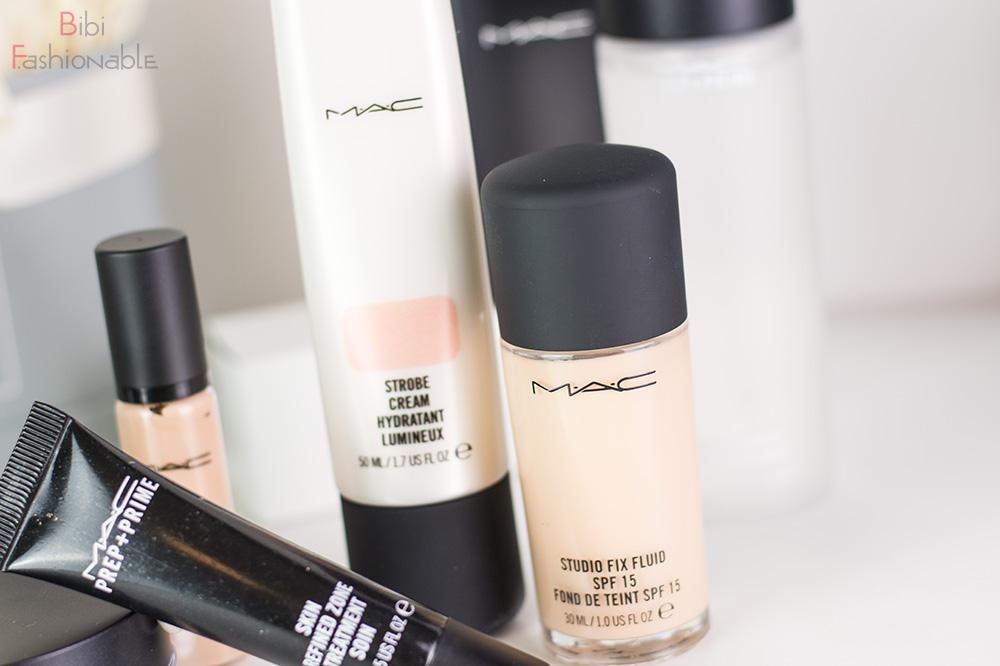 #FixFam Flawless Skin MAC Strobe Cream Studio Fix Fluid