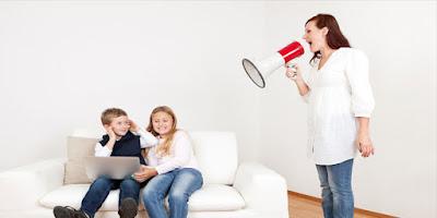 Mengajarkan Disiplin Pada Anak