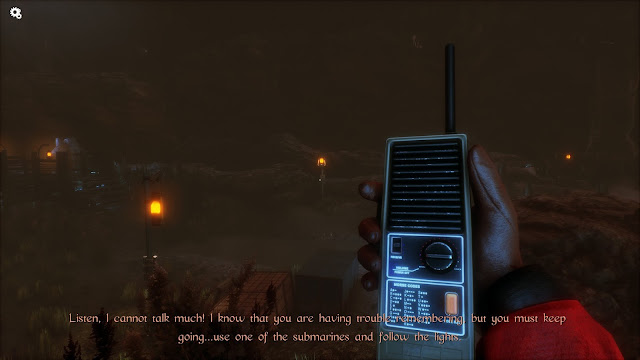Narrative horror game review