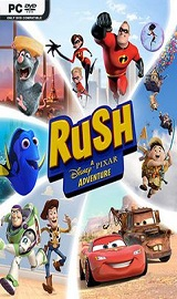 RUSH A Disney PIXAR Adventure - RUSH A Disney PIXAR Adventure-CODEX