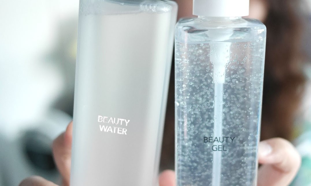 Beauty Raves! Son & Park 손앤박's Beauty Water and now, the Beauty Gel