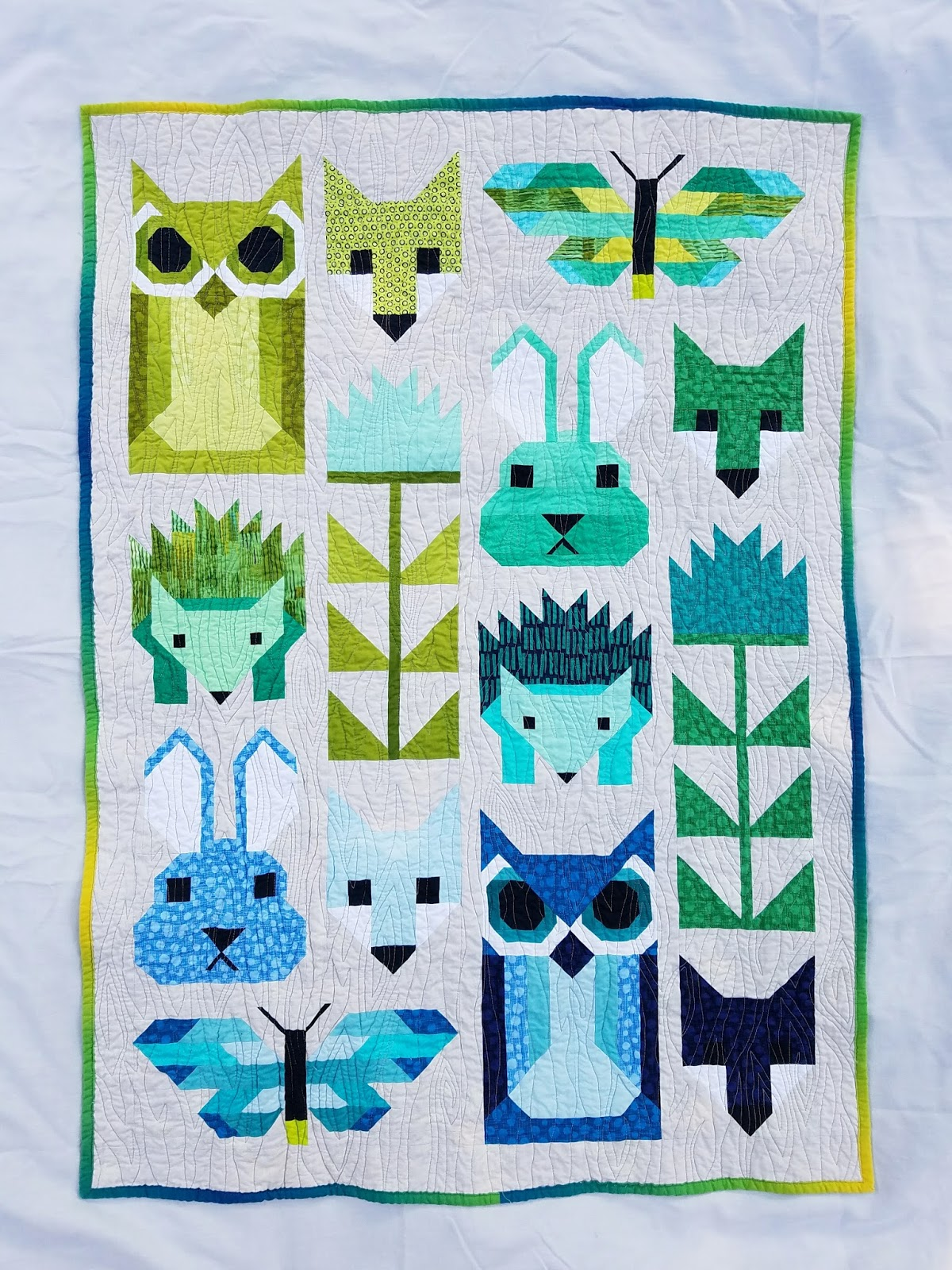 market quilt etsy forest il