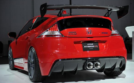 2017 Honda CR-Z Turbo Hybrid