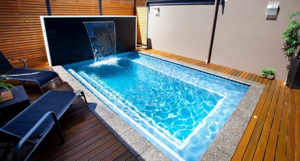7 Unique Design of Small Patio Pools To Fall in Love With 2
