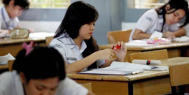 Bank Soal UTS SMA MA Kelas X Semester 1 Semua Mata Pelajaran