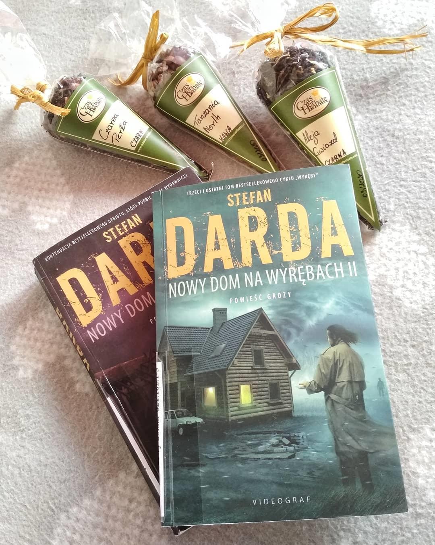 """Stefan Darda """"Nowy dom na Wyrębach"""" (część I i II)"""