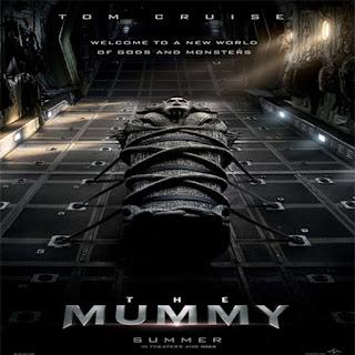 Ver The mummy (La momia) (2017) online The_mummy_poster_usa