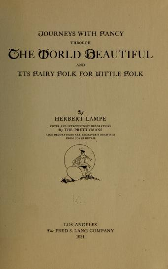 https://archive.org/stream/journeyswithfanc00lamp#page/n7/mode/2up/search/herbert+lampe