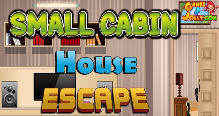 Small Cabin House Escape …