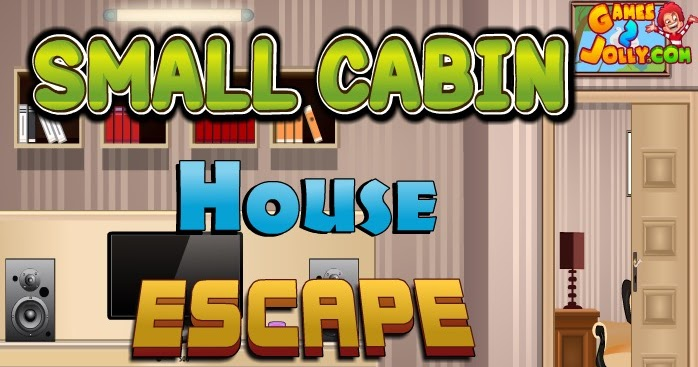 Small cabin house escape escape games daily new escape for Minimalistic house escape 5 walkthrough