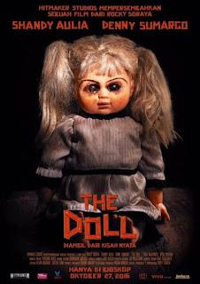 Menceritakan perihal sepasang suami istri Download Film The Doll (2016) WEB-DL