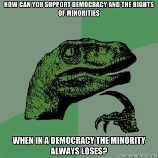 democracy minority