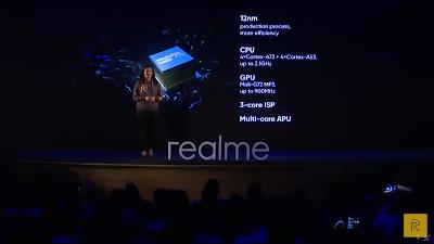 Realme 3 Phone Processor