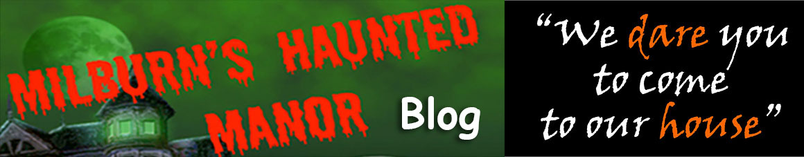 Haunted House Blog