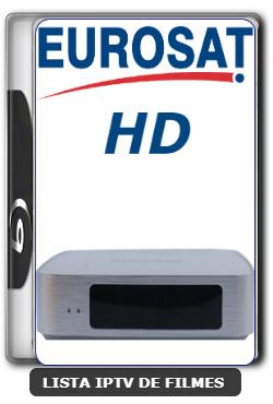 Eurosat HD Nova Atualização Correção SKS 61w V1.86 - 24/06/2020