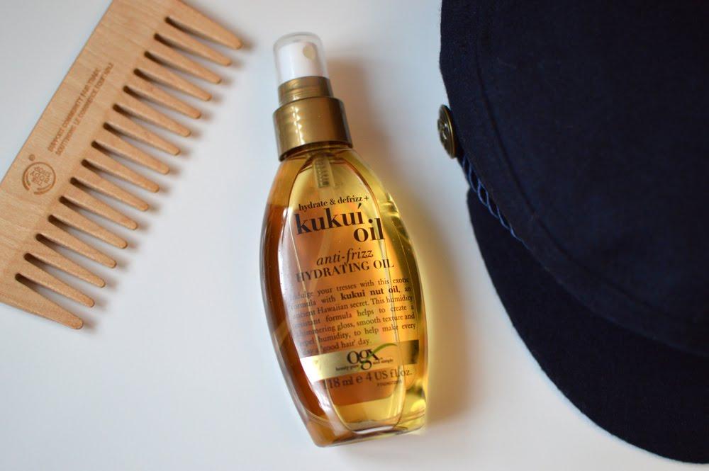 OGX Kukui Hair Oil