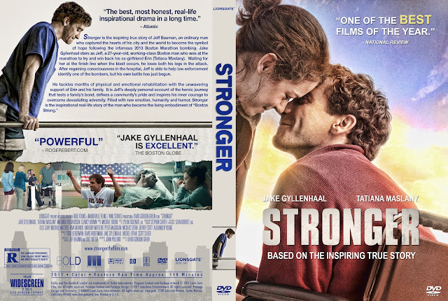 Stronger DVD Cover