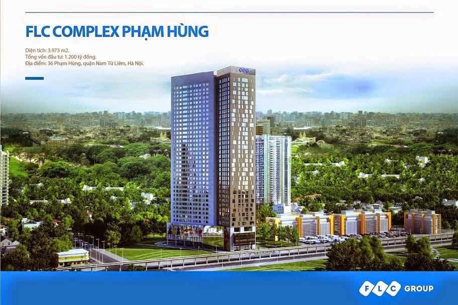 Chung cư FLC Complex Tower - 36 Phạm Hùng