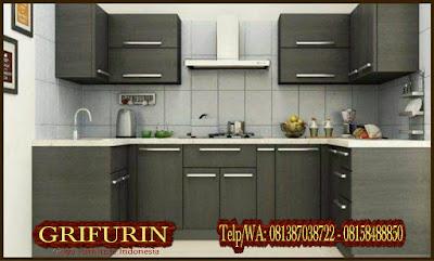 Harga Jasa Pembuatan Furniture Kitchen set HPL