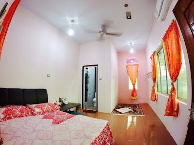Affan's Cottage : Homestay murah dan selesa di Kemaman Terengganu