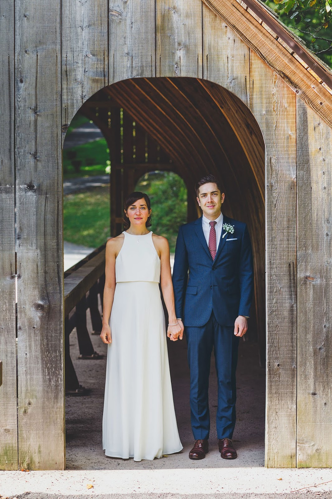 Upstate New York Wedding in Big Indian | blog.cassiecastellaw.com