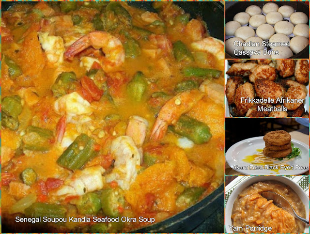 Africa's 10 Favorite Food Dishes