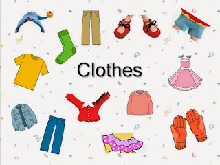 CLOTHES (Level 2)