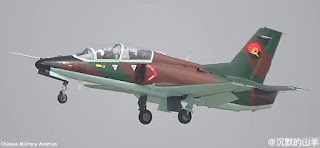 Jet Hongdu K-8