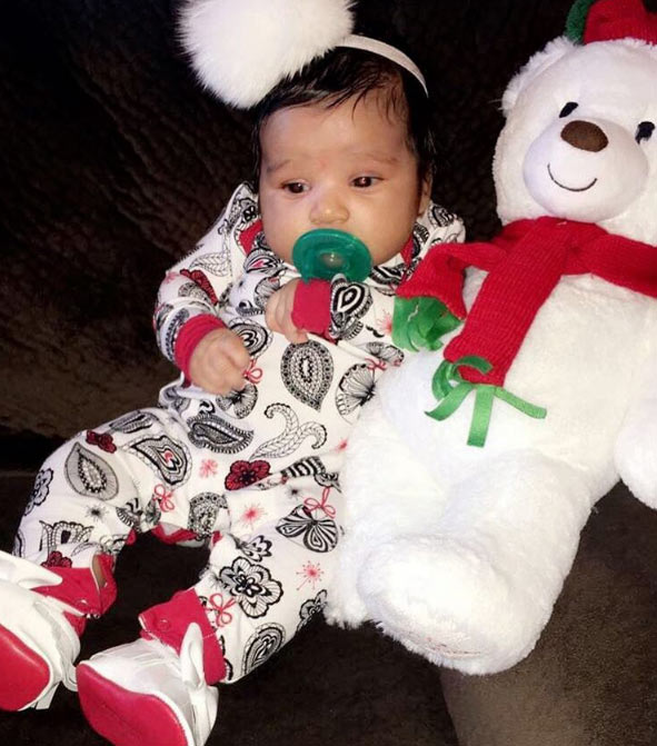 Rob Kardashian shares adorable picture of Baby Dream