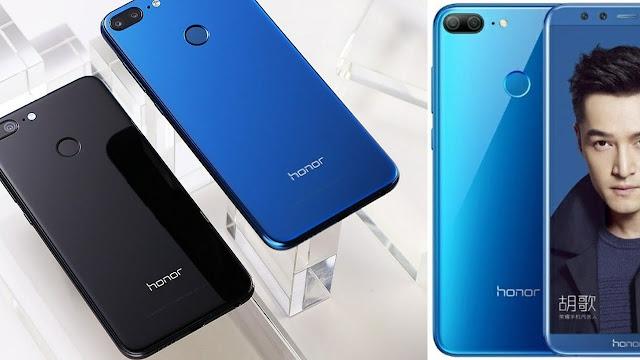Spesifikasi Huawei Honor 9 Lite