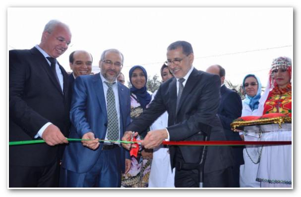 العثماني: زيارتنا للجهات تأكيد للعمل الميداني والجماعي للحكومة