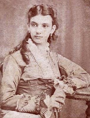 """María García Granados """"La Niña de Guatemala"""""""