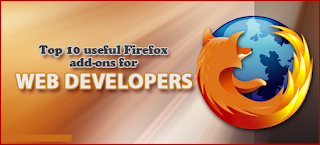 Top 10 Useful Firefox Add-on for Web-Developers