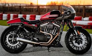 vulcano sportster 1200 roadster cafe racer by hd granada