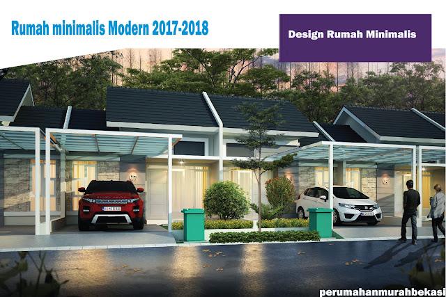 Design Rumah Minimalis Modern Terbaik 2017-2018 Inspirasi Rumah Modern Idaman Keluarga
