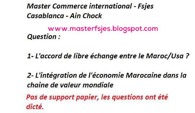 Master Commerce Internationale