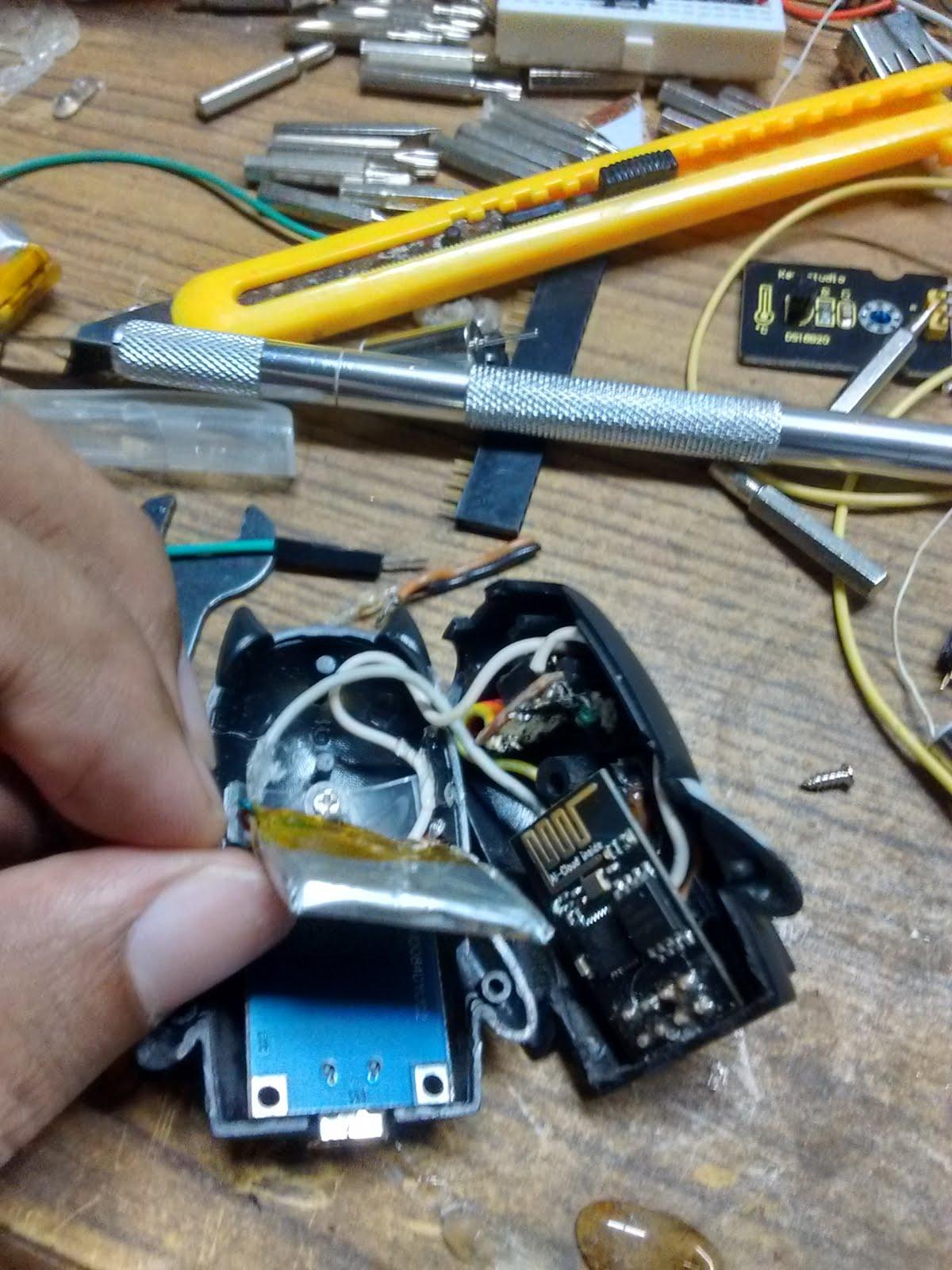 inside keychain