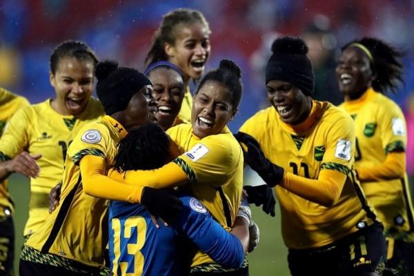 Perjuangan Sulit Timnas Jamaika hingga Lolos Piala Dunia Wanita 2019