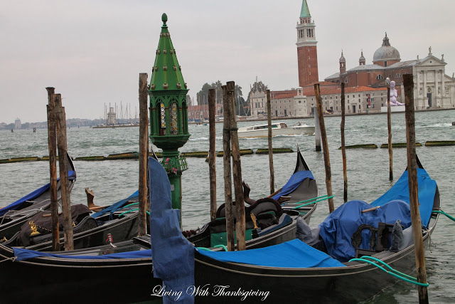 Venice Italy - Living with Thanksgiving