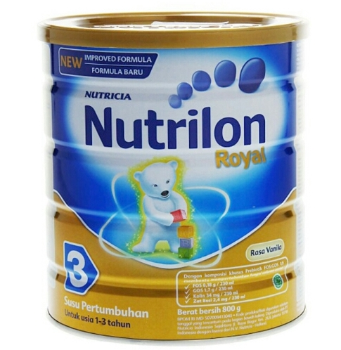 Harga Susu Nutrilon Terbaru dan Terlengkap Bulan Ini 2015