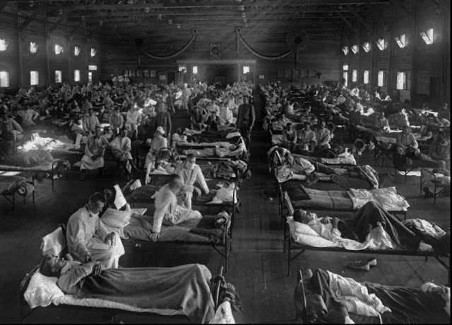 Lessons from the 1918 flu pandemic, 100 years on