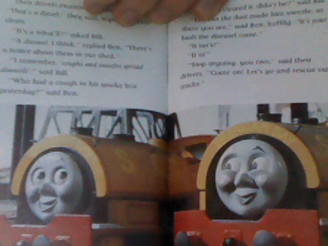 Donalds Duck Buzz Book Thomas The Tank Engine Wikia