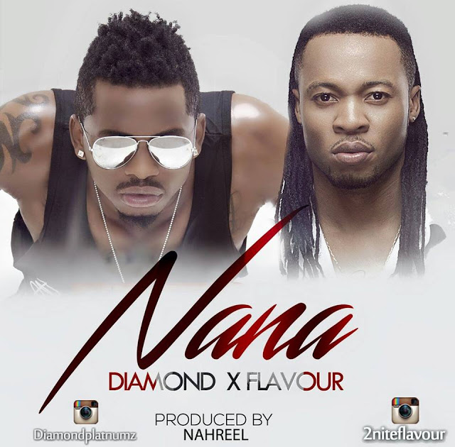 Diamond Platnumz Ft Flavour (Mr Flavour) - Nana