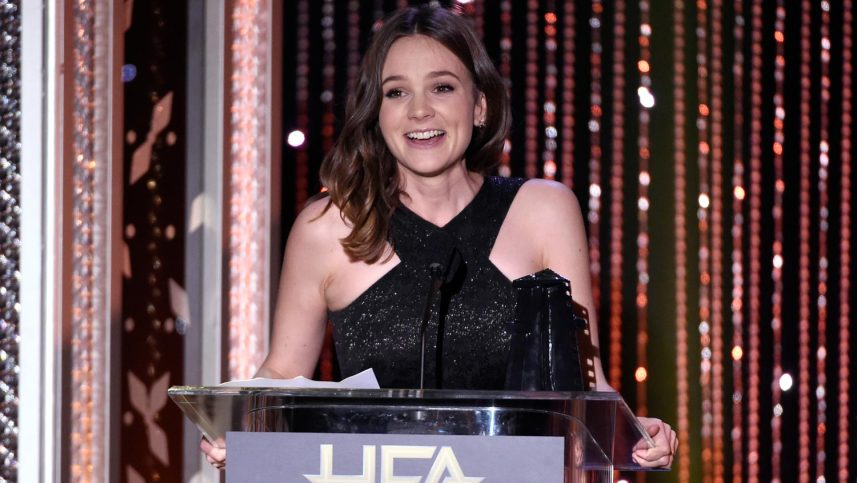 Carey Mulligan wins Hollywood Film Award best actress for Suffragette