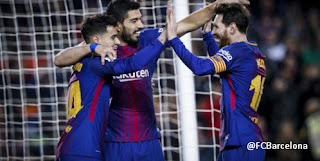 Barcelona vs Girona 6-1 Highlights