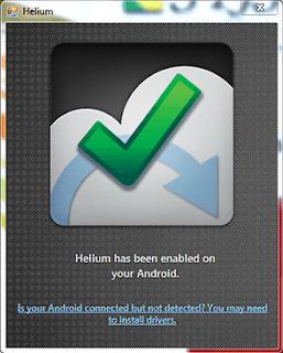 Helium Aktif