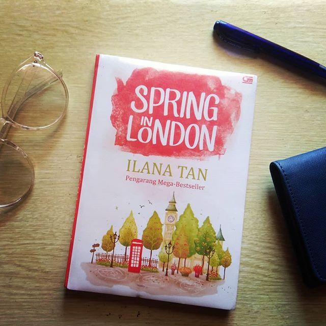 Tan pdf london ilana novel spring in