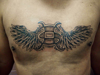 WINGS-CHEST-TATTOO