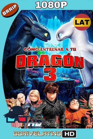 Cómo Entrenar a tu Dragón 3 (2019) BRRip 1080p Latino-Ingles MKV